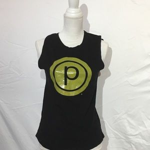 Pure Barr workout Tank  Size Small
